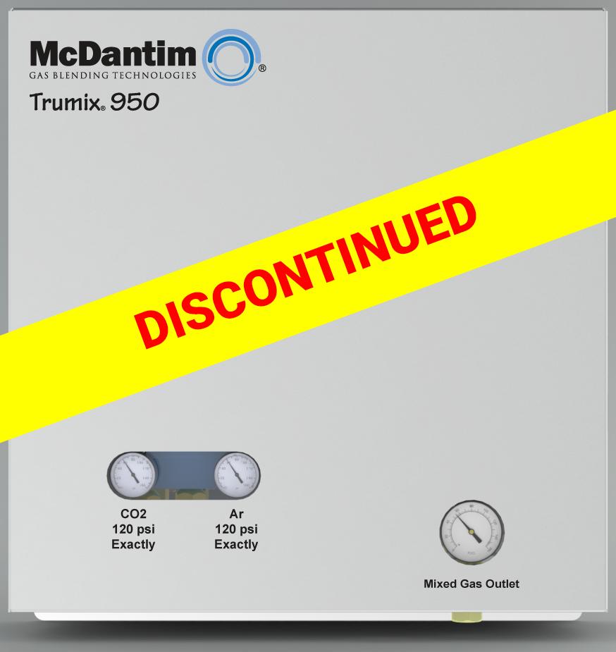Trumix® TMA950-2